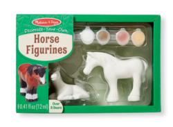 Horses Figurines Arts and Crafts
