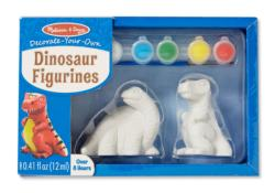 Dinosaur Figurines Arts and Crafts
