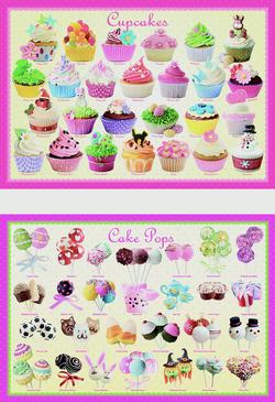 Sweet Bundle2pk Pattern / Assortment Multi-Pack