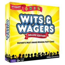 Wits & Wagers Deluxe Edition - Scratch and Dent