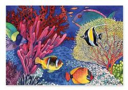 Coral Reef Under The Sea Children's Puzzles