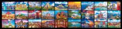 Kodak Largest Puzzle Travel Jigsaw Puzzle