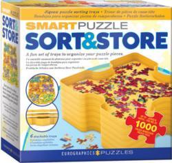 Smart-Puzzle Sort & Store