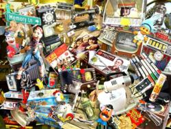 Memory Lane Collage Jigsaw Puzzle