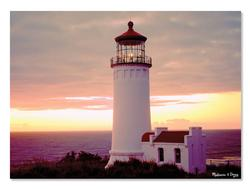 Lighthouse Dawn Lighthouses Jigsaw Puzzle