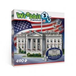 White House - Scratch and Dent United States 3D Puzzle