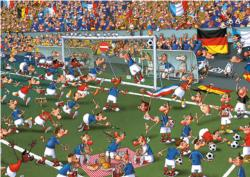 Ruyer, Soccer Outdoors Jigsaw Puzzle