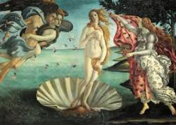 Birth of Venus Fine Art Jigsaw Puzzle