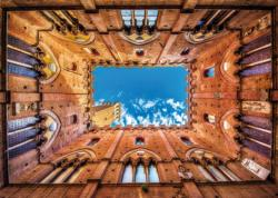 Palazzo Publico Siena Italy Jigsaw Puzzle