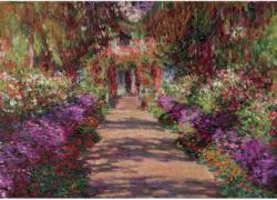 Monet  - Giverny - Scratch and Dent Fine Art Jigsaw Puzzle