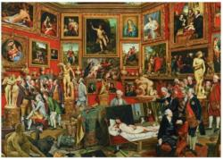 Zoffany Tribuna of the Uffizi Fine Art Jigsaw Puzzle