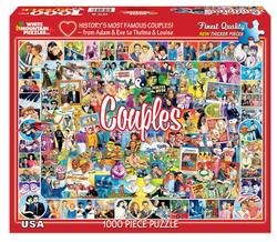 Couples Movies / Books / TV Jigsaw Puzzle