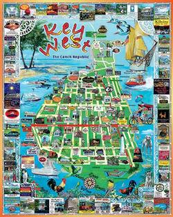 Key West, FL United States Jigsaw Puzzle