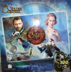 The Golden Compass Snow Children's Puzzles