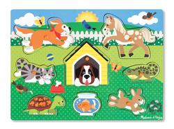 Pets Dogs Children's Puzzles