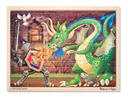 Dragon Dragons Children's Puzzles
