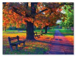 Walk in the Park Nature Jigsaw Puzzle