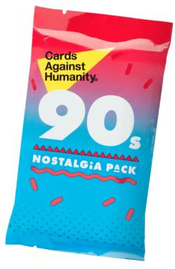 Cards Against Humanity - 90s Nostalgia Expansion Pack