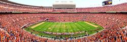 University of Tennessee (Panoramic Puzzle) Sports Panoramic