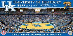 University of Kentucky Sports Panoramic Puzzle