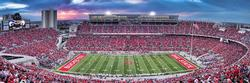 Ohio State University Sports Panoramic Puzzle