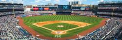 New York Yankees Baseball Panoramic
