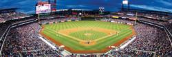 Philadelphia Phillies Baseball Panoramic