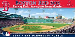 Boston Red Sox - Scratch and Dent Baseball Panoramic