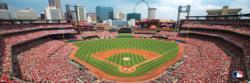 MLB Panoramic - St. Louis Cardinals Baseball Panoramic