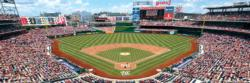 Washington Nationals Baseball Panoramic