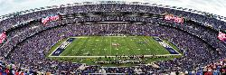 NFL New York Giants Sports Panoramic