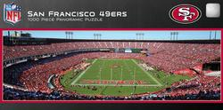San Francisco 49ers Sports Panoramic