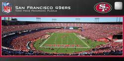 San Francisco 49ers Sports Panoramic