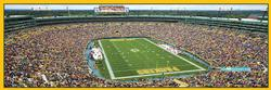 Green Bay Packers (Panoramic Puzzle) Sports Panoramic