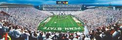 Penn State University Sports Panoramic