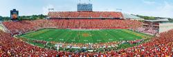 Iowa State University Sports Panoramic