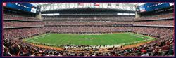 Houston Texans Football Panoramic Puzzle