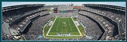 Philadelphia Eagles Sports Panoramic