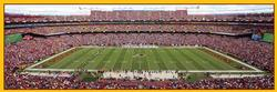 Washington Redskins Sports Panoramic Puzzle