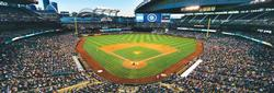 Seattle Mariners Baseball Panoramic