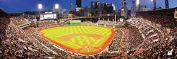 Pittsburgh Pirates Sports Panoramic