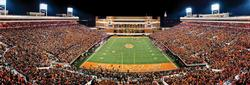 Oklahoma State University Sports Panoramic