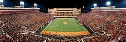 Oklahoma State University Sports Panoramic Puzzle