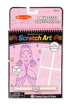 Drawing Book - Learn To Draw Princesses Princess Activity Book and Stickers
