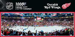 Detroit Red Wings (Panoramic Puzzle) Sports Panoramic