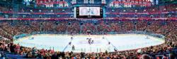 Montreal Canadiens Sports Panoramic Puzzle