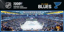 St. Louis Blues St. Louis Panoramic Puzzle