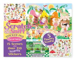 Floral Fairies Scratch & Sniff
