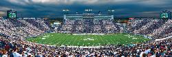 BYU Sports Panoramic Puzzle