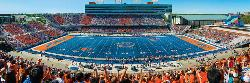 Boise State Photography Panoramic